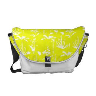 Funky Limone grüne Bote-Tasche Kuriertaschen