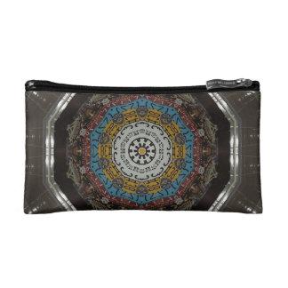 Funky Lizenz-Teller-Kaleidoskop-Kosmetik-Tasche