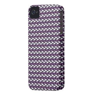 Funky Muster-BlackBerry-mutiger Kasten iPhone 4 Hüllen