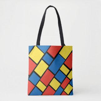 Funky Quadrat-Taschen-Tasche Tasche