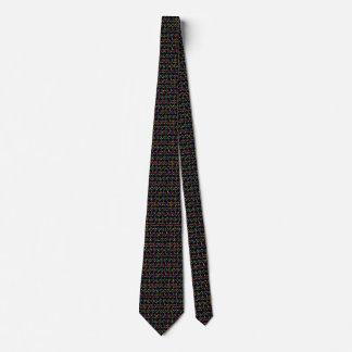 Funky retro Diamant hält Krawatte ab