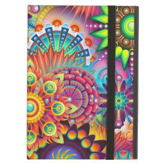 Funky Retro Muster-abstrakter Böhme