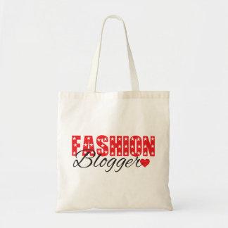funky Zitatmode Blogger-Taschentasche Budget Stoffbeutel