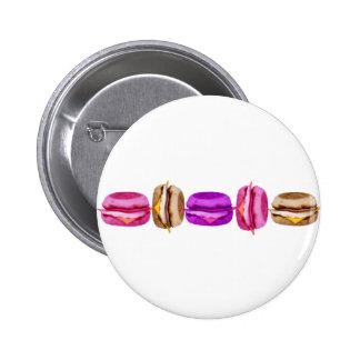 Funny_Cute_Burger Runder Button 5,1 Cm