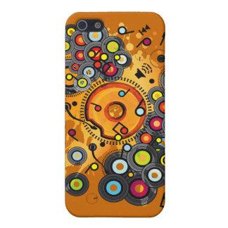 Funny_Doughnut iPhone 5 Schutzhülle