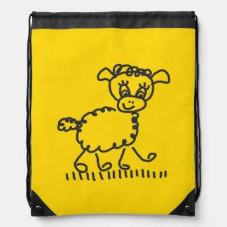 Funny Little Sheep – Sportbeutel