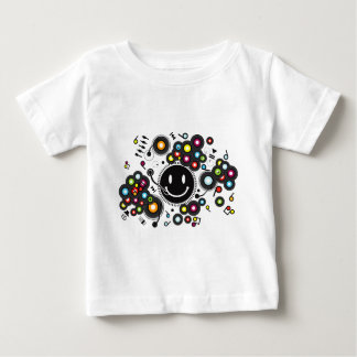 Funny_Record Baby T-shirt