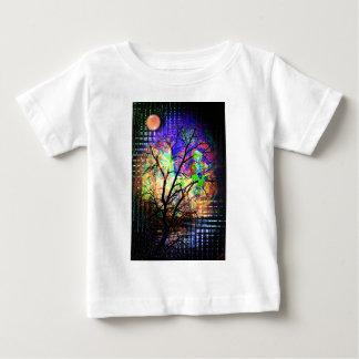 Funny world 3 baby t-shirt