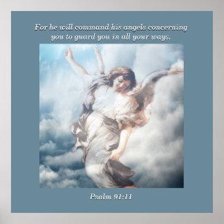 Für beherrscht ihn seine Engel hinsichtlich Sie Poster