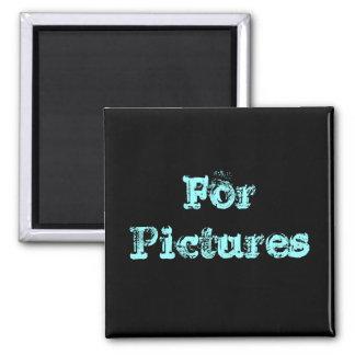 Für Bilder Quadratischer Magnet