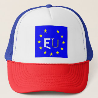 Für Brexiteers Truckerkappe