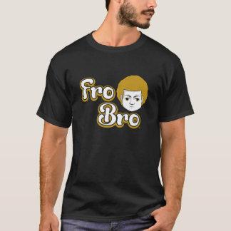 Für Bro Dunkelheit - golden u. weiß T-Shirt