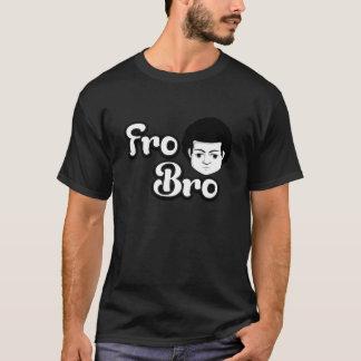 Für Bro Dunkelheit - Schwarzes u. Weiß T-Shirt