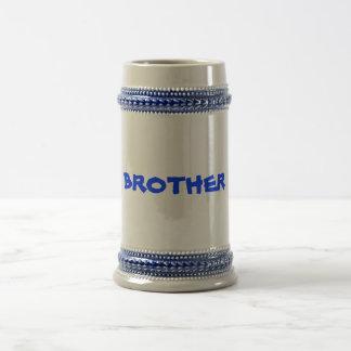 Für BRUDER gießen Sie frère SEIDIGE Farbpalette Bierkrug
