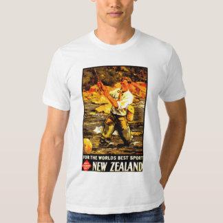 Für das beste ~ Neuseeland der Sport der Welt T-shirt
