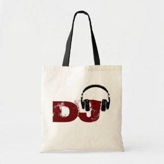für das DJ Budget Stoffbeutel