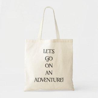 Für den Abenteuer-Sucher Tragetasche