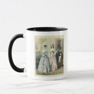 Für den Ball verlassen, 1830-48 Tasse