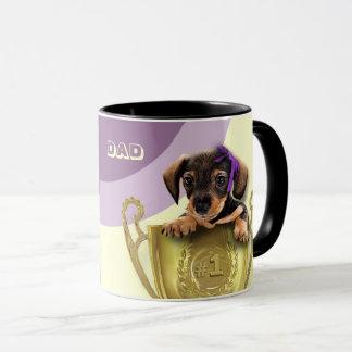 Für den besten Vati. Der Vatertags-Geschenk-Tassen Tasse