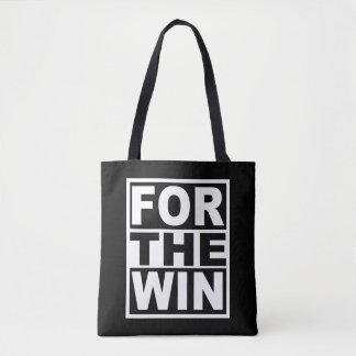 Für den Gewinn Tasche