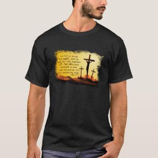 Für den Gott so geliebt der Welt - John-3:16 T-Shirt