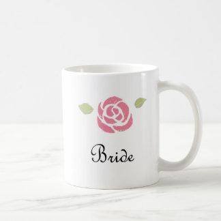 Für die Braut Kaffeetasse