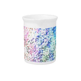 Für die Liebe der Farbe - Kaleidoskop-Pastell Krug