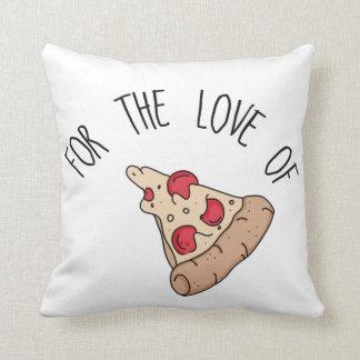 Für die Liebe der Pizza Kissen