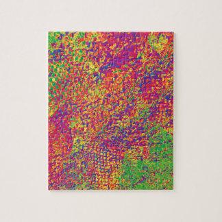 Für die Liebe von Farben - Psychadelic Puzzle