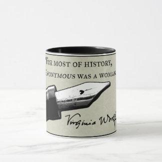 """""""Für die meisten von Geschichte, war eine Frau Tasse"""