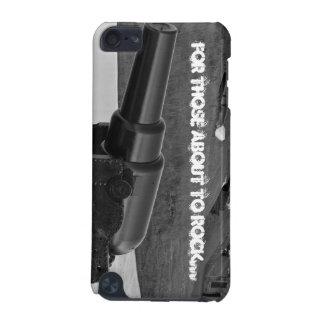 Für die ungefähr zum Felsen… iPod-Touch-Speckkaste iPod Touch 5G Hülle