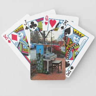 Für ein Liedchen in Dublin vorbei fallen Bicycle Spielkarten