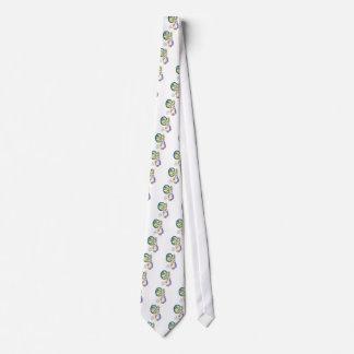 Für fröhlichen Ostern Krawatte