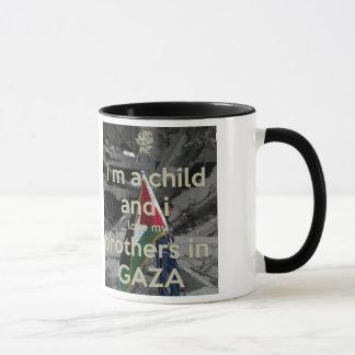 für Gaza Tasse