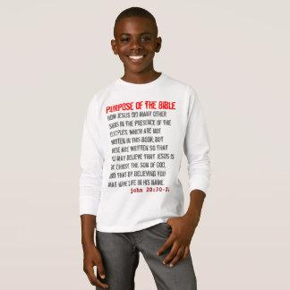 für IHN (Jugend): Zweck der Bibel T-Shirt