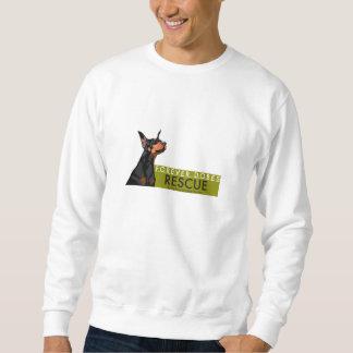Für immer Dobes grünes Fahnen-Sweatshirt Sweatshirt