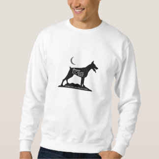 Für immer Dobes langes Hülsen-Shirt Sweatshirt