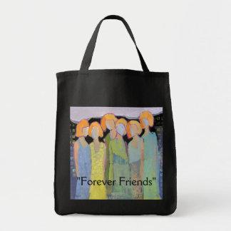 """""""Für immer Freund-"""" Taschen-Tasche Einkaufstasche"""
