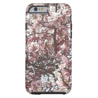 Für immer Frühlings-Magnolie iPhone Fall Tough iPhone 6 Hülle