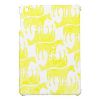 Für immer gelbes Einhorn iPad Mini Hüllen
