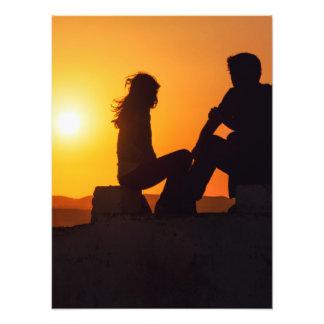 Für immer Liebe-Freude-Freundschafts-für immer Jun Fotografische Drucke