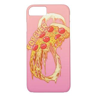 Für immer Pizza iPhone 8/7 Hülle