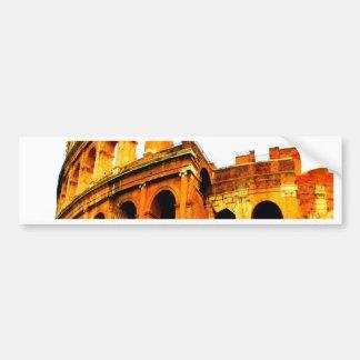 Für immer vergessen Gedächtnis nie Rom Italien Autoaufkleber