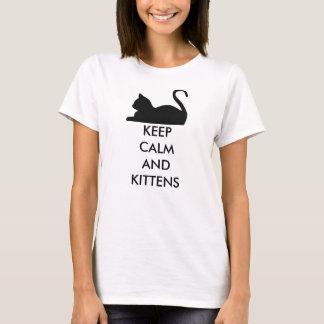 Für Katzenliebhaber T-Shirt