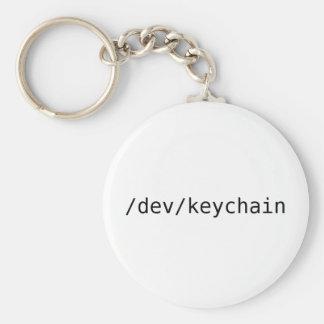 Für Linux-Aussenseiter: das keychain Gerät Schlüsselanhänger