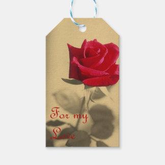 Für meine Liebe Geschenkanhänger