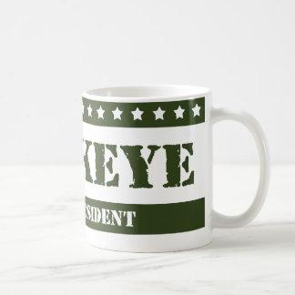 Für Präsidenten Hawkeye Kaffeetasse