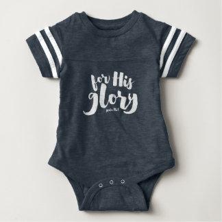 Für sein Ruhm-Baby-und Kleinkind-Shirt Baby Strampler