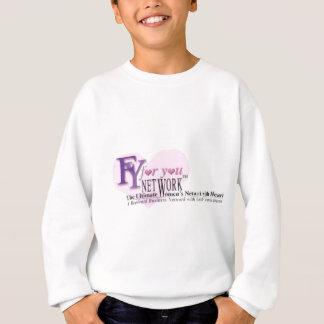 Für Sie Netz Sweatshirt