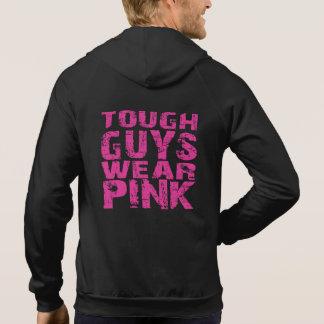Für starken Typ-Brustkrebs-BewusstseinHoodie Hoodie
